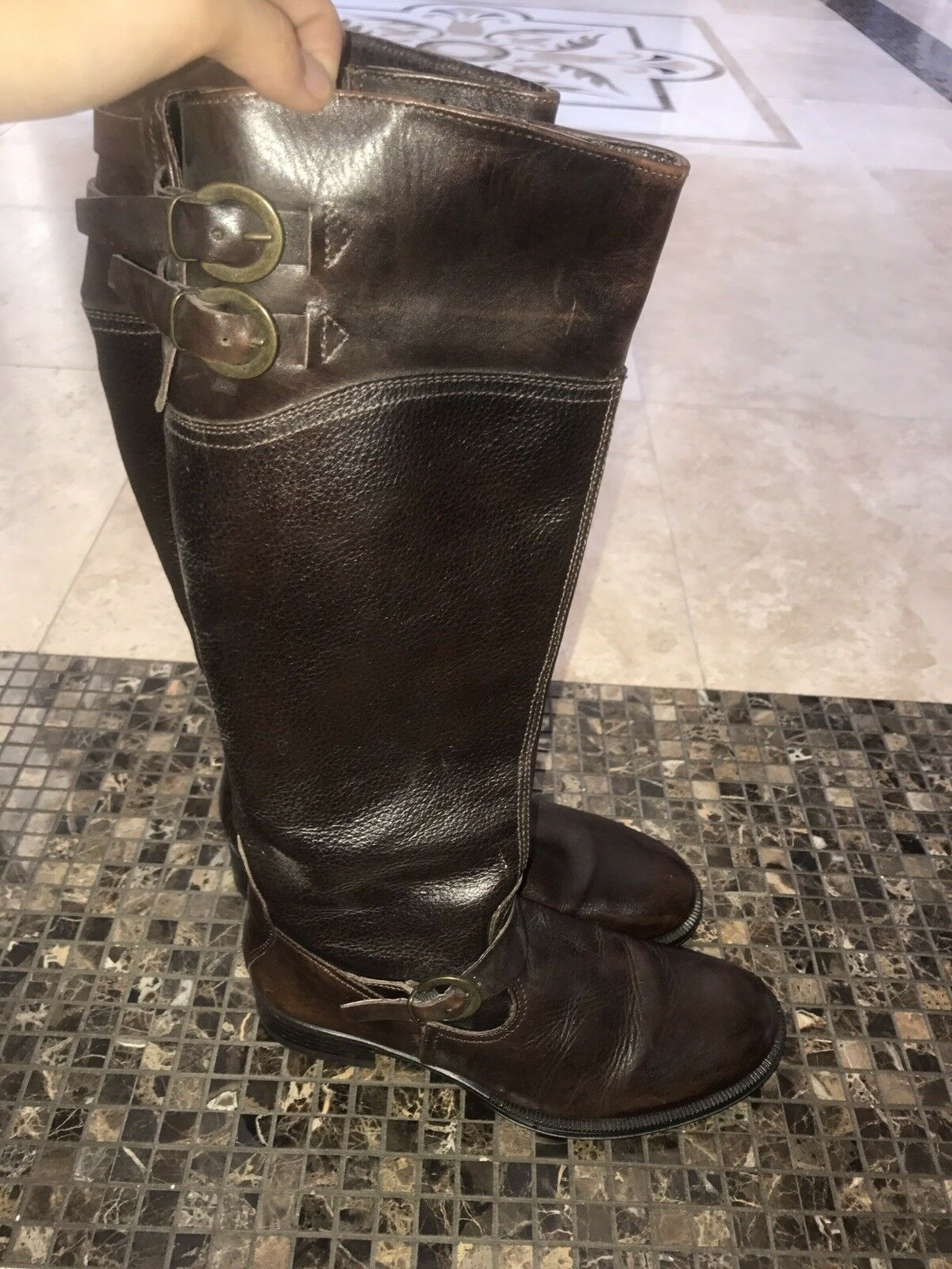 Gentleman/Lady Aldo Womens Boots Size 37 (7) for you to choose fashionable Reliable reputation