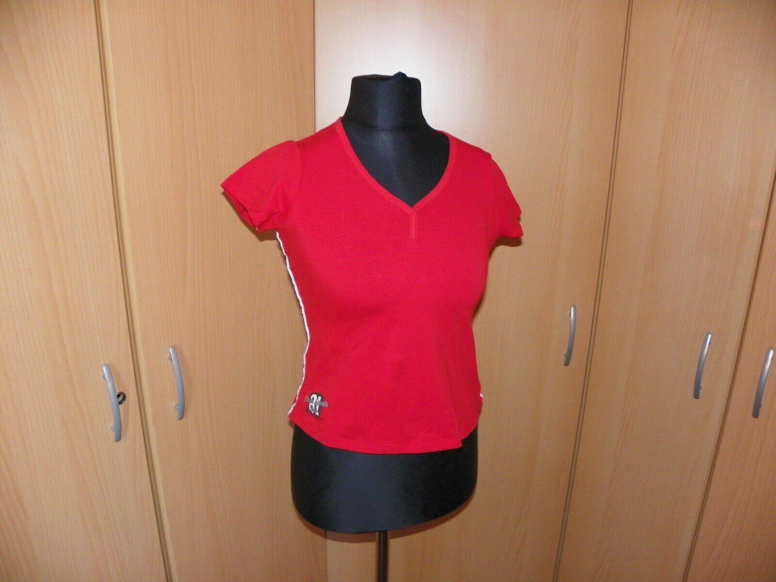 T-Shirt * Sports Shirt by Killtec >> RED >> Size 38
