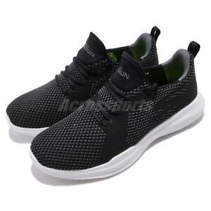 Scarpe Bianco Mojo Uomo Go Run Nero bkw pep Sneakers 54359 da Skechers corsa WSROqnBR