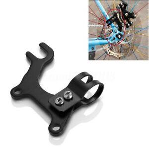 Regolabile-bicicletta-bici-MTB-freno-a-disco-adattatore-montaggio-a-Staffa-telai