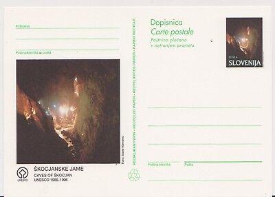 Postfrisch P46 Bequem Und Einfach Zu Tragen Grotte Von Skocjan Slowenien Luxus 1996