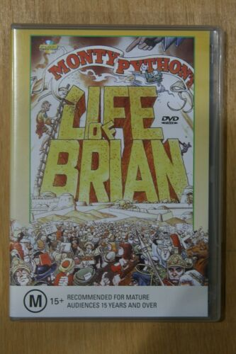 1 of 1 - Monty Python's Life Of Brian (DVD, 2002)  -  (D72)