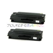 2 PK Compatible Black Toner MLT-D115L D115S for Samsung Xpress M2820, M2830DW