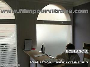 Film Pour Vitrage Intimitédépoli Anti Regarddécoratif Largeur