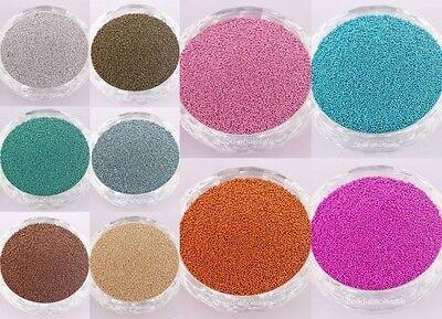 20g Hot sale Fashion Nail Decor Tips Mini Beads Pearl Nail Phone Art Accessories
