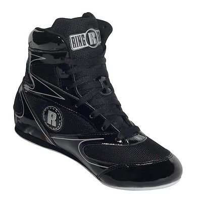 Ringside Diablo Boxing Shoes Lo Top Kickboxing MMA Training Gym Shoes Sneakers
