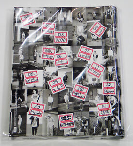 EXO-XOXO-REPACKE-GROWL-Kiss-Ver-CD-104p-Photo-Booklet-Poster-Mini-Photo-Set