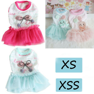 Small-Milk-Dog-Clothes-Summer-Dress-Lovely-Puppy-Skirt-Pets-Apparel-Costume