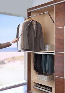 Colgador de ropa abatible colgador armario colgador - Colgador de ropa de pie ...