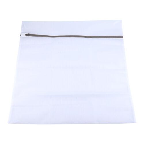 Mesh Laundry Bag Travel Clothes Storage Net Zipper Small Bag Wash Bra Stocking