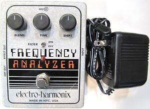 Used-Electro-Harmonix-EHX-Frequency-Analyzer-Ring-Modulator-Guitar-Effects-Pedal