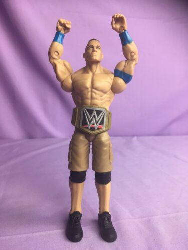 WWE WWF WCW Champions Wrestling action figures Mattel