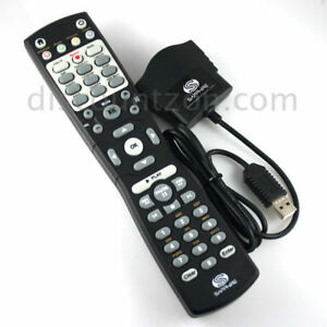 Universal Programmable Remote controller + USB IR Receiver for Windows Mac XBMC