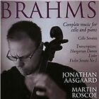 Johannes Brahms - Brahms: Complete music for cello and piano (2014)