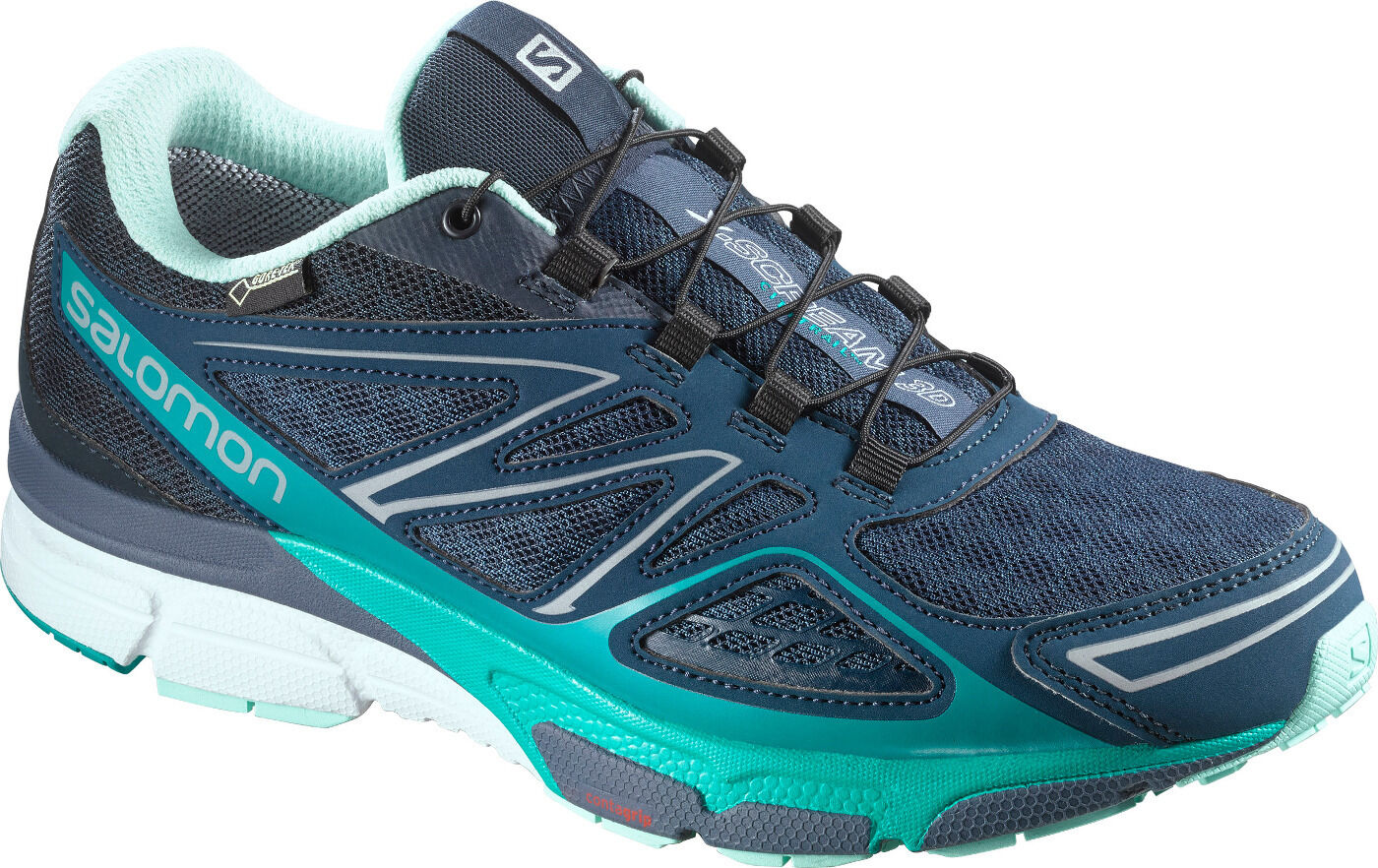 Scarpe Running SALOMON XSCREAM 3D GTX W  LADY mis. 38