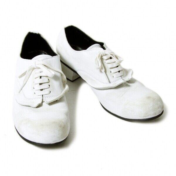 (Prix final) COMME DES GARCONS RAYER peinture Chaussures Taille US 6.5 (K-56849)