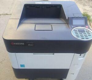 Kyocera P3050DN A4 Workgroup Mono Laser Printer (50ppm) Only 10K Prints Total
