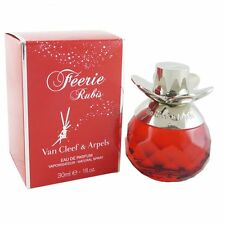 VAN CLEEF & ARPELS Feerie Rubis Eau De Parfum Spray 1oz/30ml NEW in Box, Sealed
