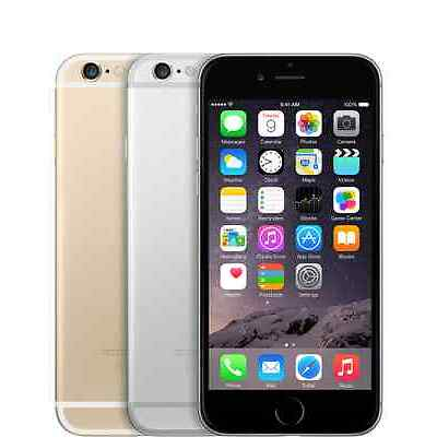 Apple iPhone 6 Plus - 128GB (Factory Unlocked) Smartphone