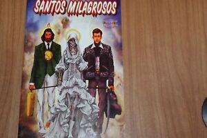 Book Santos Milagrosos Libro Jesus Malverde San Judas Tadeo
