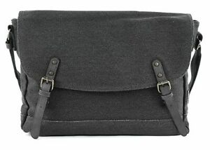 Tom Tailor Max Messengerbag Dark Grey Brillant