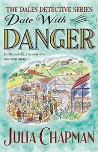 Data-Con-Danger-Il-Dales-Detective-Serie-Da-Chapman-Julia-Nuovo-Libro-Senza