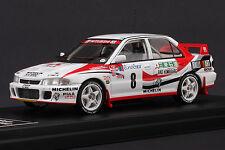 Lancer Evolution 1993 Monte Carlo Rally **K. Eriksson** -- HPI #8541 1/43