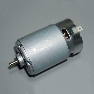 DC 6V 9V 12V 18600RPM High Speed MABUCHI RS-550 Motor Power Electric Drill Motor