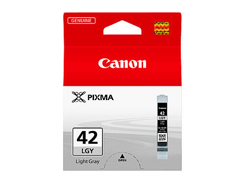 Canon CLI42 Light Grey Ink Cartridge 111 pages A3+ CLI42LGY PIXMA PRO100 PRO100S