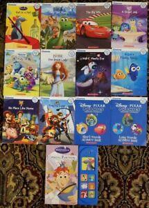 Disney Learning Disney Pixar Phonics Reading Program Boxed Set