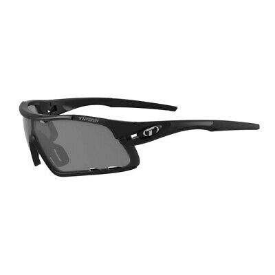 Tifosi Camrock Gloss Black IC Interchangeable Cycling Sport Glasses