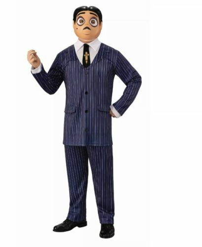 The Addams Family Animated Movie Gomez Adult Costume