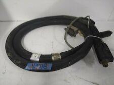 Used Nordson 10 Hot Melt Adhesive Hose Model 274794d Rectangle Plug