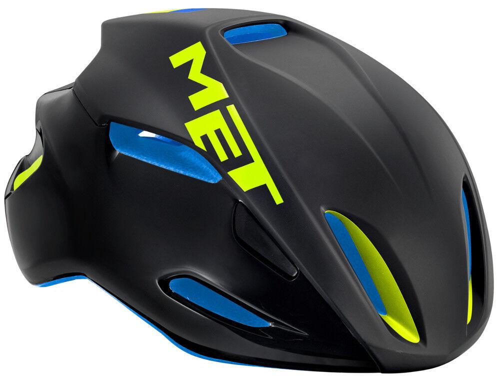 Met Racing Bike Helmet Manta Model 2016 Aero-Helm Road 200 G Light