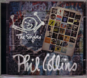 2-CD-NEU-Best-of-PHIL-COLLINS-In-the-Air-tonight-Easy-Lover-Sussudio-mkmbh