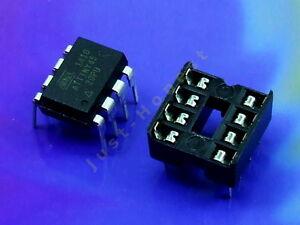 ATTINY-45-20pu-avec-sans-dip8-socle-socket-micro-controleur-parve-AVR