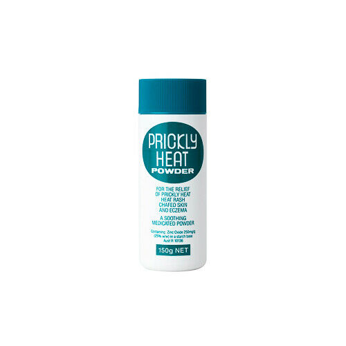 NEW Prickly Heat Body Powder Powder 150g Skin Care Body Powder