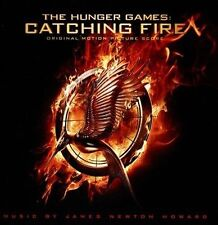 James Newton Howard The Hunger Games: Catching Fire CD