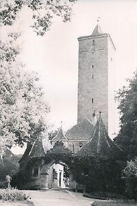 ALLEMAGNE c. 1940 - Entrée Tour Carrée Rothenburg - DIV8391 ZCEHxJC6-08032221-965798711