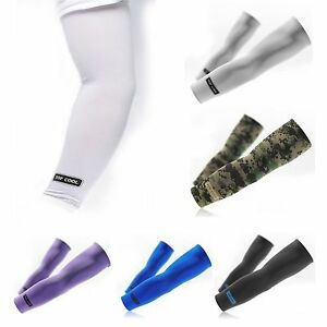 Sport Skin Arm Sleeve Cooling UV Cover Sun protective