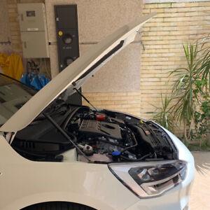 2xHaubendaempfer-Haubenlift-Nachruestset-ohne-Bohren-Fuer-Ford-Focus-MK4-IV-ab-2018