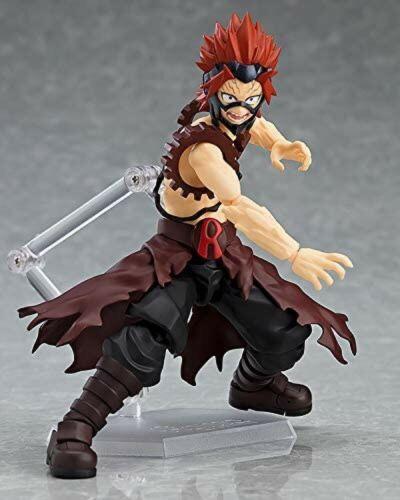 Details about  /Max Factory Figma My Hero Academia Eijiro Kirishima Action Figure With Tracking