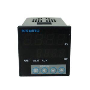 Inkbird-ITC-106VH-Pid-Digital-Temperature-Controller-SSR-K-sensor-pt100-Fahrenhe