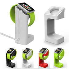 Luxury smart watch holder rack stand charger cord holder for Apple smart watch