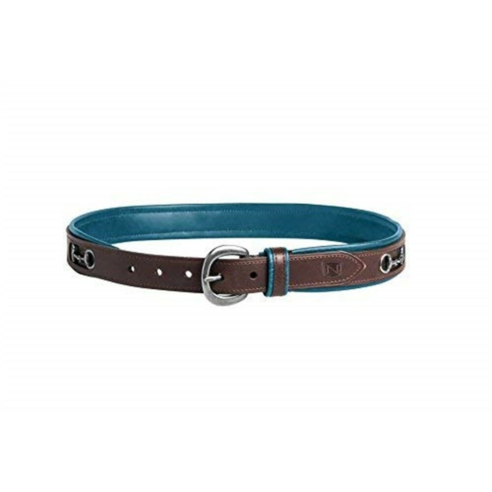 Noble Outfitters On The Bit Belt - Deep Turquoise - Large