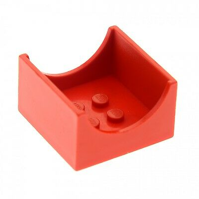1 x Lego Fabuland Container rot Sitz Box Set Fahrzeug Micky Maus 4164 4178 4461