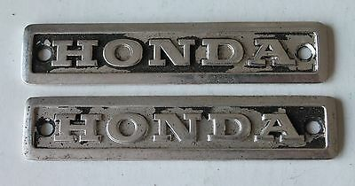 Motor Embleme, engine emblems Cover Honda  CX 500/500 C, PC 01