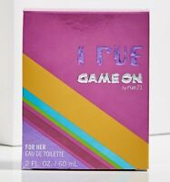 Rue 21 I Rue: Game On (for Her) Limited Edition Eau De Toilette Perfume Spray