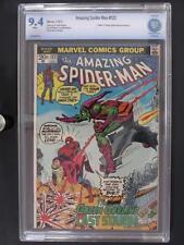 Amazing Spider-Man #122 -NEAR MINT- CBCS 9.4 NM -Marvel 1973- Death Green Goblin
