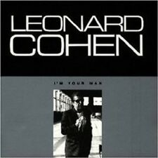"LEONARD COHEN ""I'M YOUR MAN"" CD 8 TRACKS NEU"